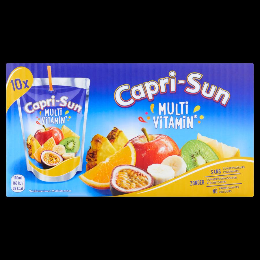 Capri-Sun Multivitamine 10 x 200ml