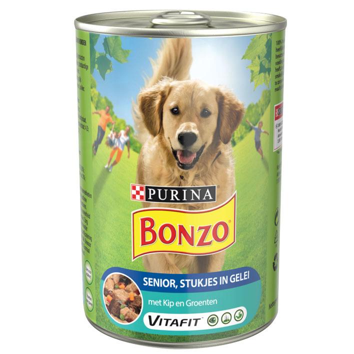Bonzo Gelei senior