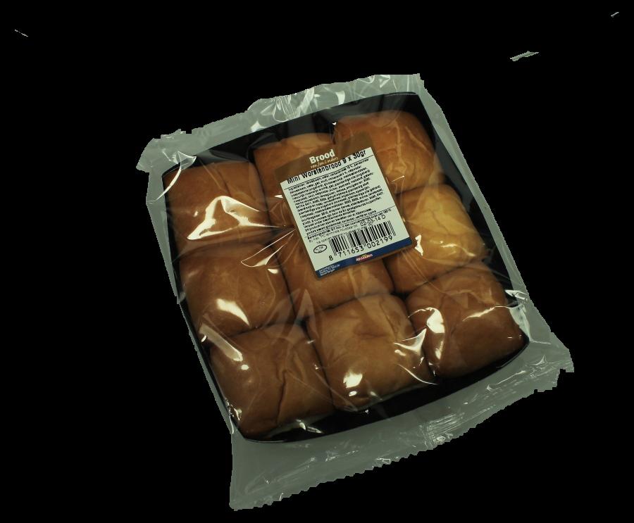 Jan Linders Mini worstenbroodjes 9 stuks