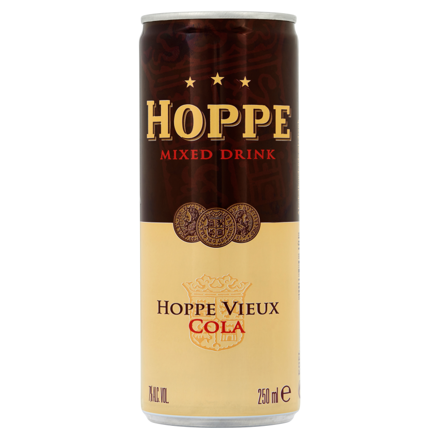 Hoppe Vieux & cola 7%