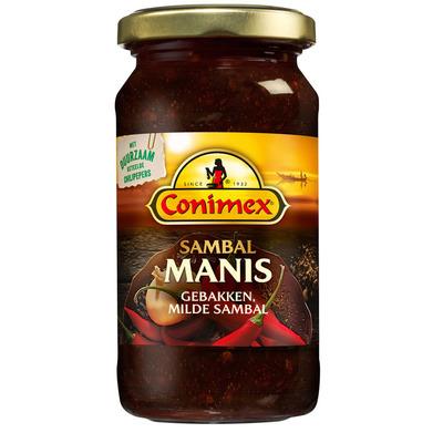 Conimex Sambal manis gebakken milde sambal