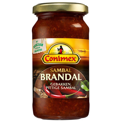 Conimex Sambal brandal gebakken pittige sambal