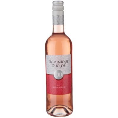Dominique Duclos Grenache rosé