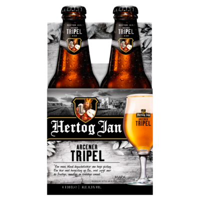 Hertog Jan Tripel 4 x 30cl