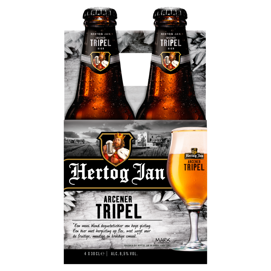 Hertog Jan Tripel 4 x 30cl