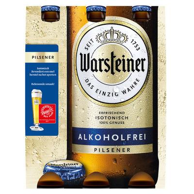 Warsteiner Alkoholfrei