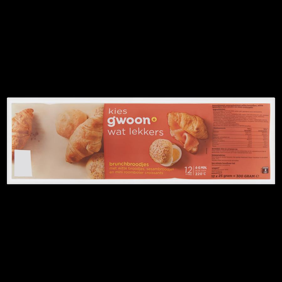 Huismerk Saucijzenbroodjes 12 stuks