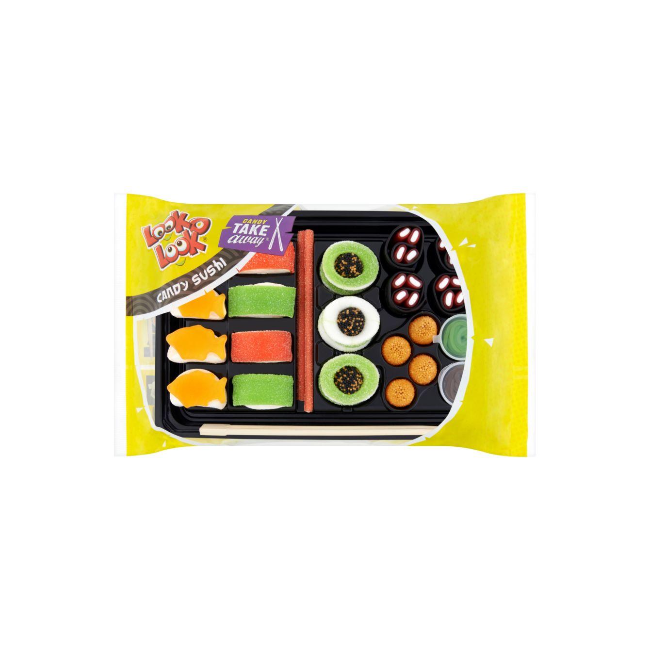 Look-o-look Candy Sushi