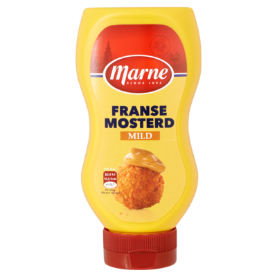 Marne Franse mosterdsaus