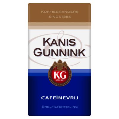 Kanis & Gunnink Koffie cafeinevrij