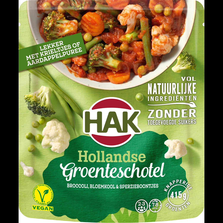 Hak Groenteschotel Hollands