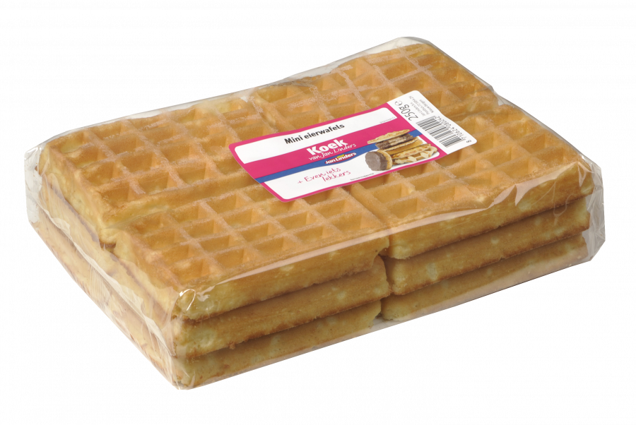 Jan Linders Mini eierwafels