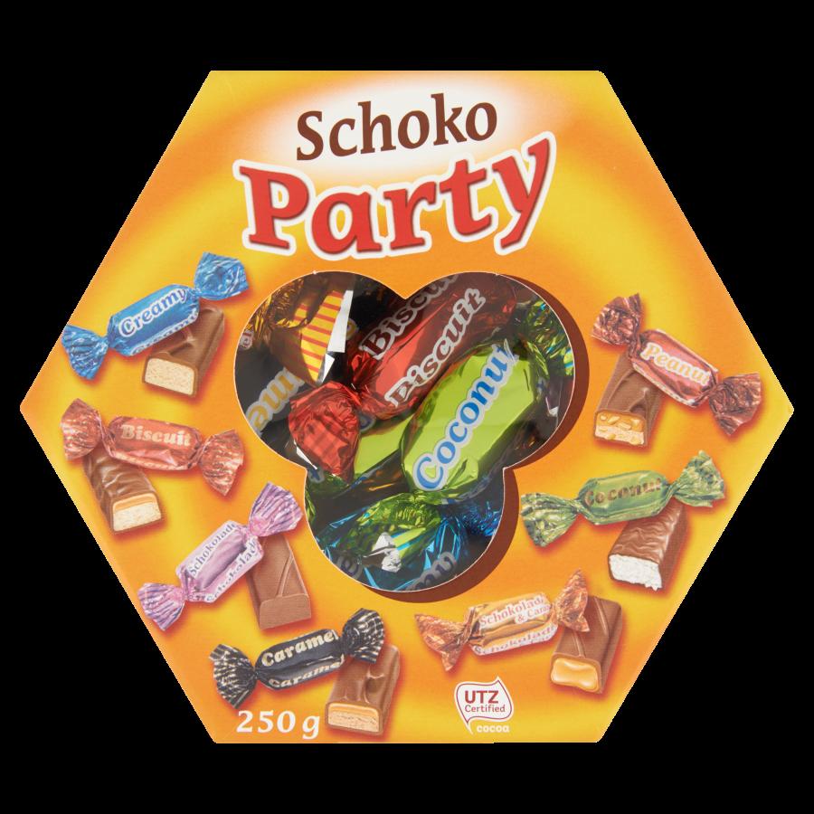 Schoko party