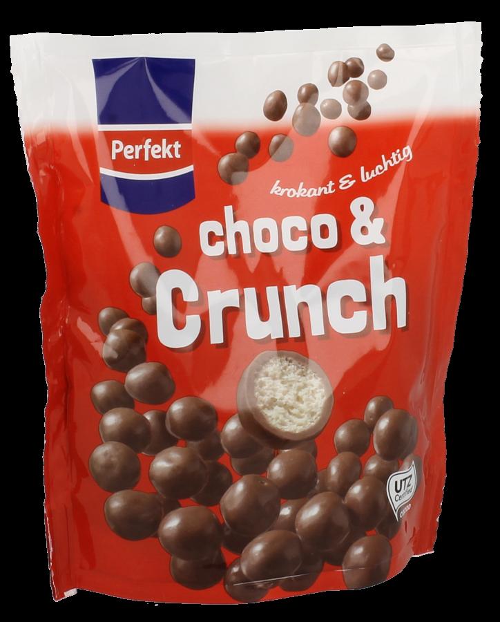 Huismerk Chocolade crunch ballen