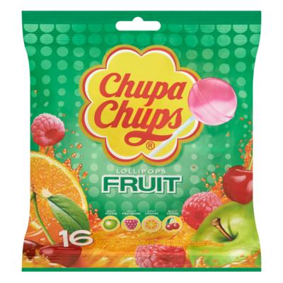 Chupa Chup Lollipops fruit