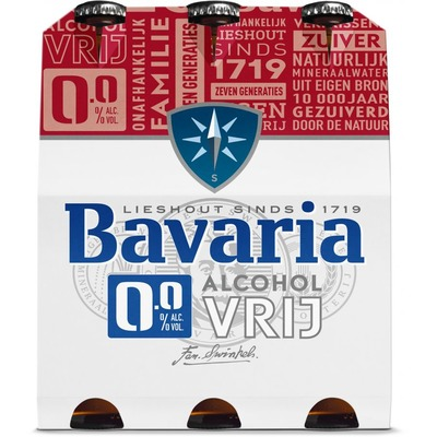 Bavaria 0,0% original 6 x 30cl