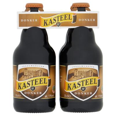 Kasteel Donker 4 x 33cl