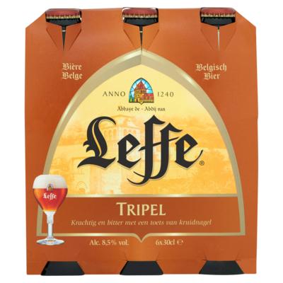 Leffe Tripel 6x 30cl
