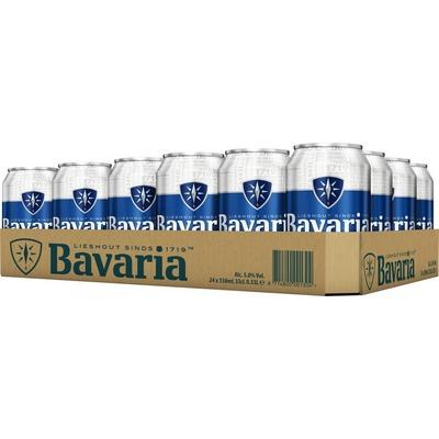 Bavaria Bier 24 x 33cl