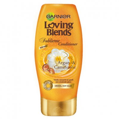 Garnier Loving blends argan&camelia conditioner