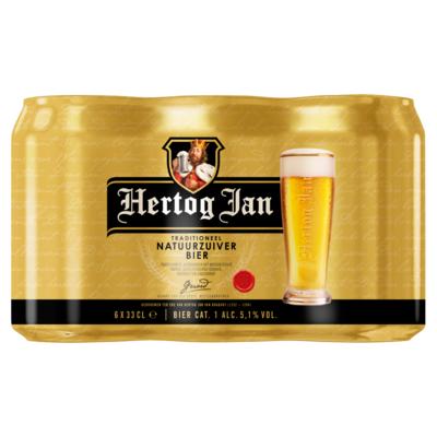 Hertog Jan Pilsner 6x 33cl