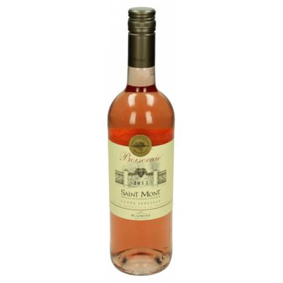 Boiseraie Saint mont rosé