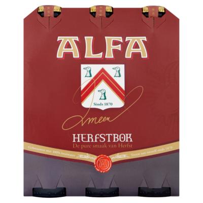Alfa Bokbier 6  x 30cl