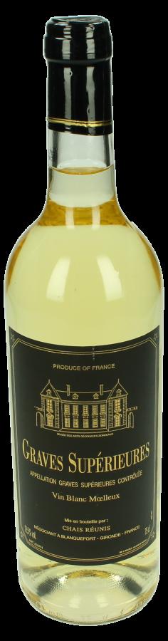 Graves Superieur Vin blanc moelleux