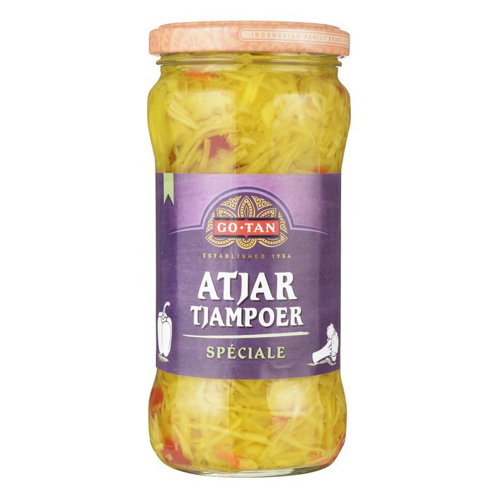 Go-Tan Atjar tjampoer spéciale
