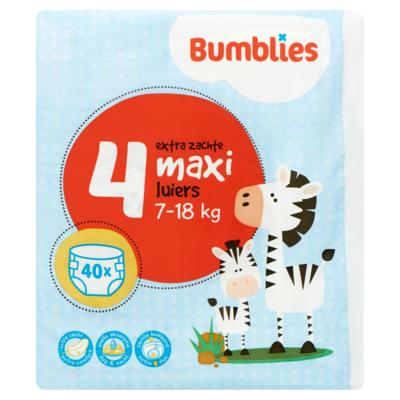 Bumblies Luiers maxi 7-18 kilogram