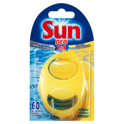 Sun Deo natural fresh lemon