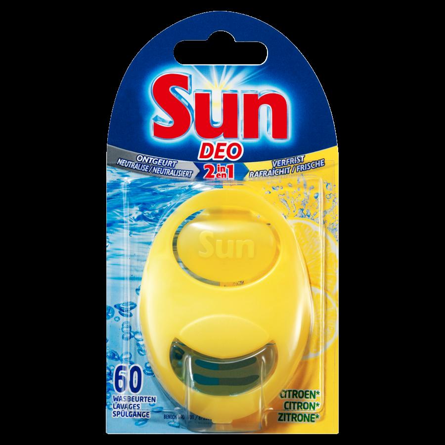 Sun Deo natural fresh lemon