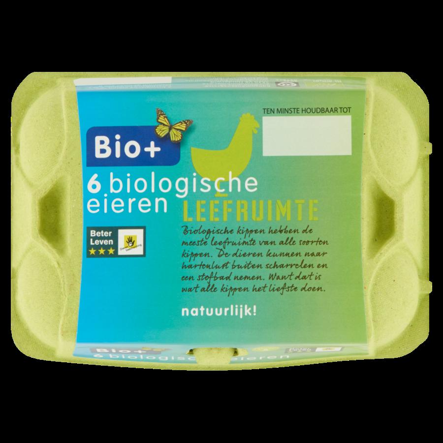 Jan Linders Bio eieren M/L