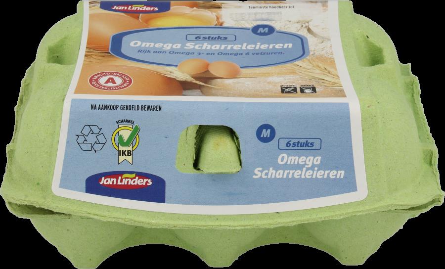Jan Linders Omega eieren M