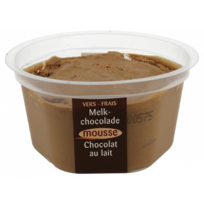 Herman Melkchocolade mousse
