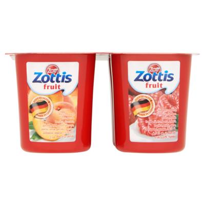 Zottis Vruchtenyoghurt 4-pack