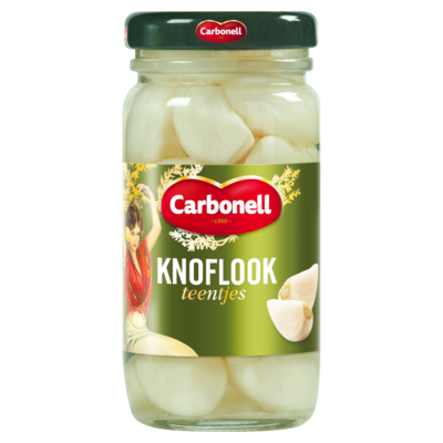 Carbonell Knoflookteentjes 100 gram