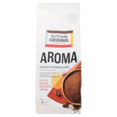 Fair Trade Original Koffie Aroma snelfilter Fairtrade