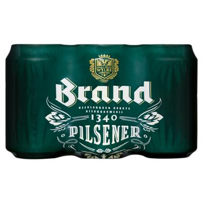 Brand Bier 6 x 33cl