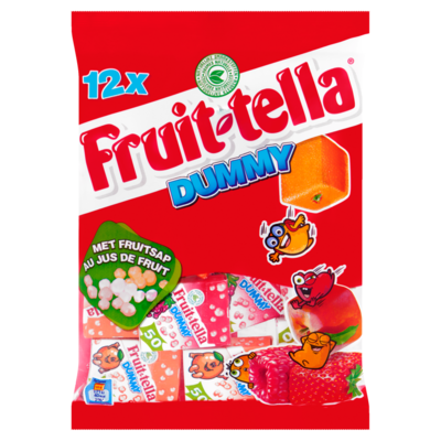 Fruittella Dummy uitdeelzak