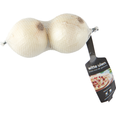 Witte uien duo 2 stuks