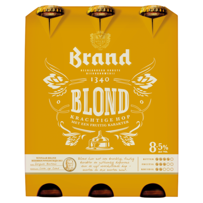 Brand Blond 6 x 30cl