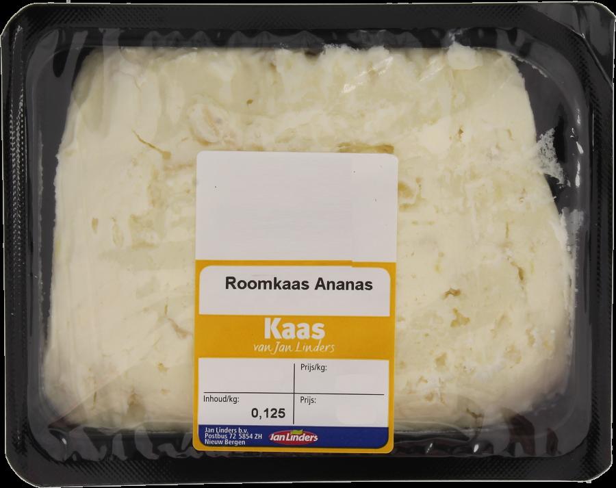 Jan Linders Roomkaas ananas