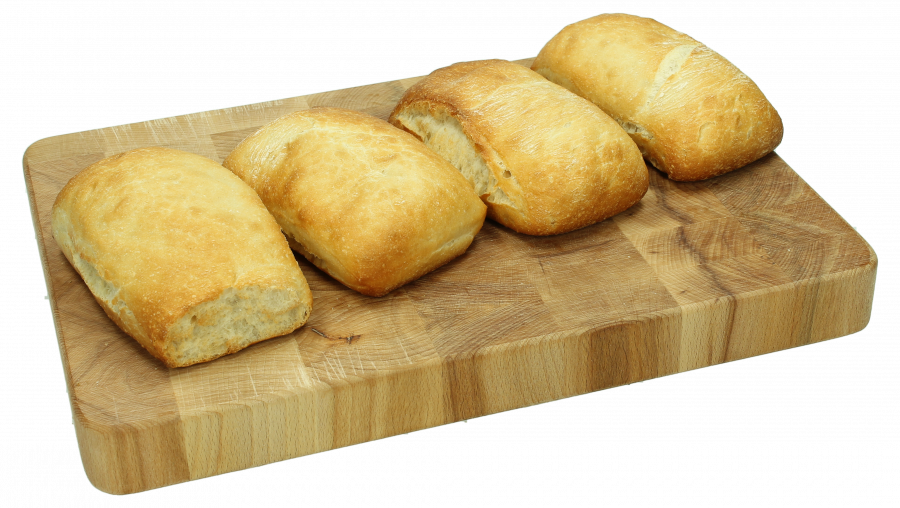 Korengoud Mini ciabatta