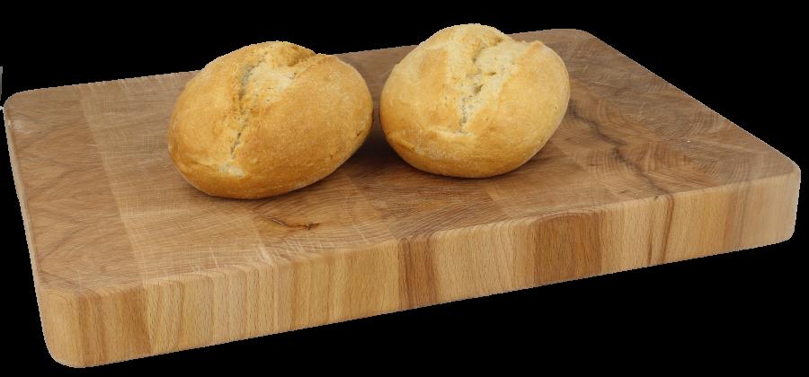 Korengoud Schnittbroodje wit