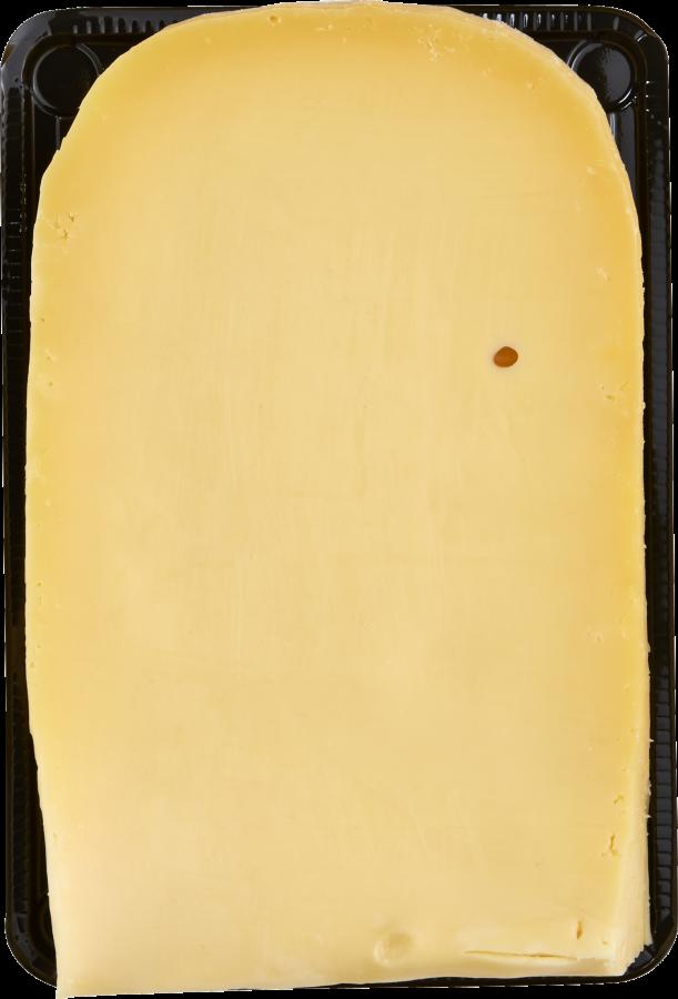 Onze Trots Belegen kaas plakken