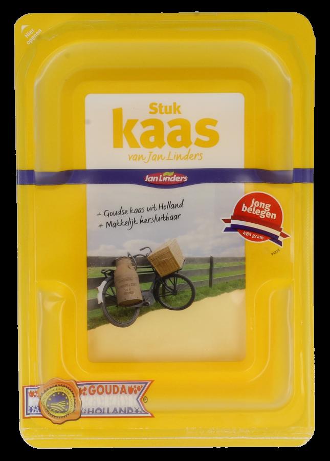 Jan Linders Jong belegen kaas stuk
