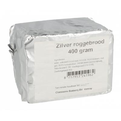 Claessens Bakkerij Zilver roggebrood