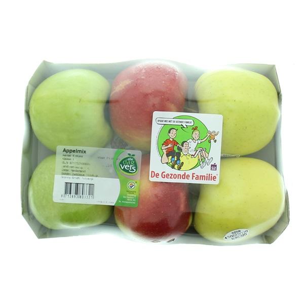 gemengde appels