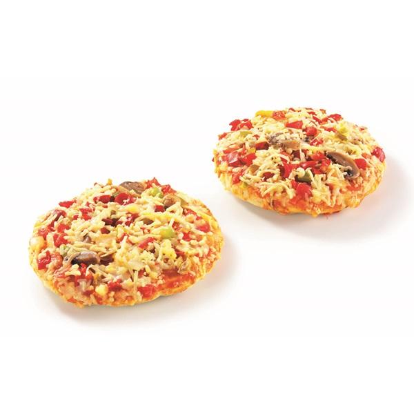 Mini Pizza Vegetarisch